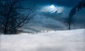 Nevicata Montello 2013